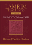 Cover of Lamrim Teachings Vol. I