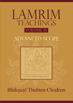 Cover of Lamrim Teachings Volume IV