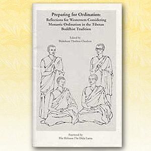 Protocol for sangha in the Tibetan tradition
