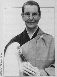 Portrait of Mitra Bishop Sensei.
