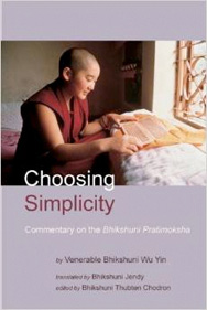 Cover of Choosing Simplicity.
