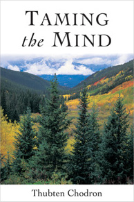 Cover of Taming the Mind.