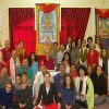 Group photo of Venerable Chodron and retreatants in Israel in Dec 2007.