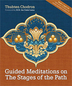Cover of Guided Meditations book.
