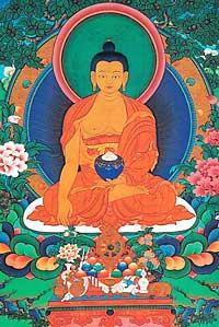 Image of Shakyamuni Buddha