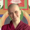 Venerable Jampa teaching on video
