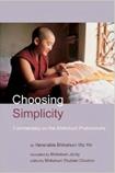 Cover of Choosing Simplicity.